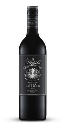 Best's Great Western 2015 Bin 1 Shiraz