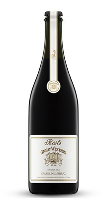 Best's Sparkling Shiraz 2013