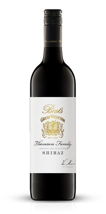 2015 Thomson Family Shiraz